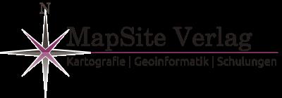 MapSite Verlag – Kartografie, Geoinformatik, Schulungen