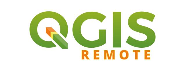 QGIS-Remote Logo