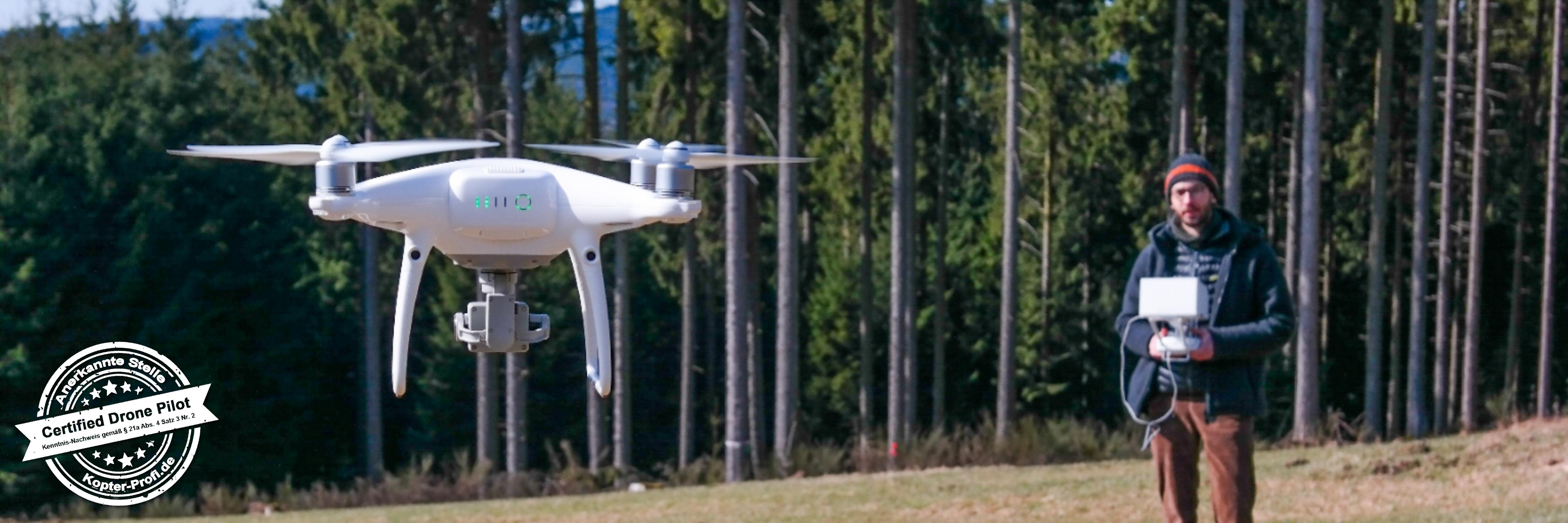 Drohnen Vermessung
